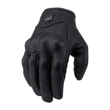 Picture of Leather Motorcycle Gloves