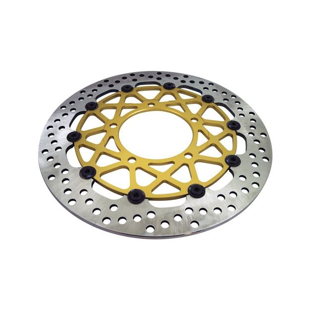 Picture of Motorcycle Brake Rotors