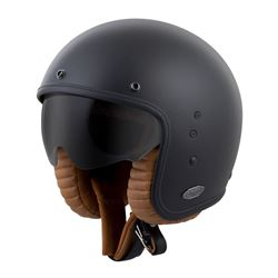 Picture of Solid Matte Helmet - Black