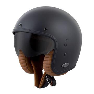 Picture of Solid Matte Helmet - Black